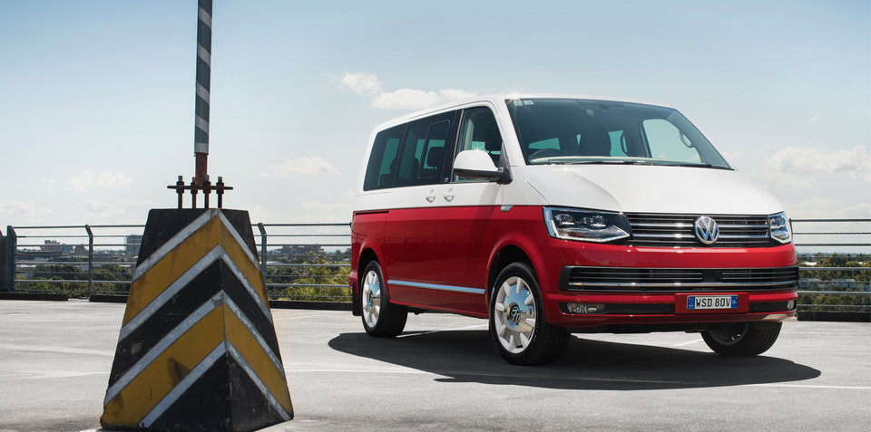 2016 Volkswagen Multivan and Caravelle people-movers launched, prices cut