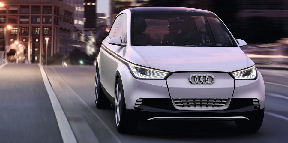 Audi A2 replacement:: new e-tron city car in the works - report