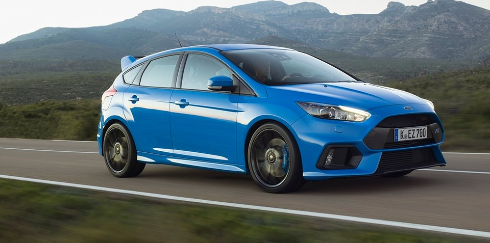 2016 Ford Focus RS to get Mountune upgrades, Australian potential unclear