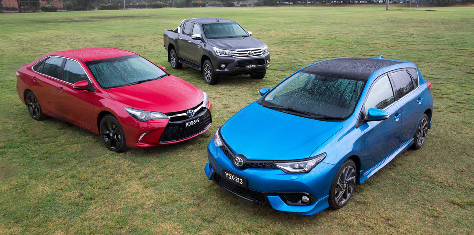 Top ten passenger, SUV and commercial brands of 2015