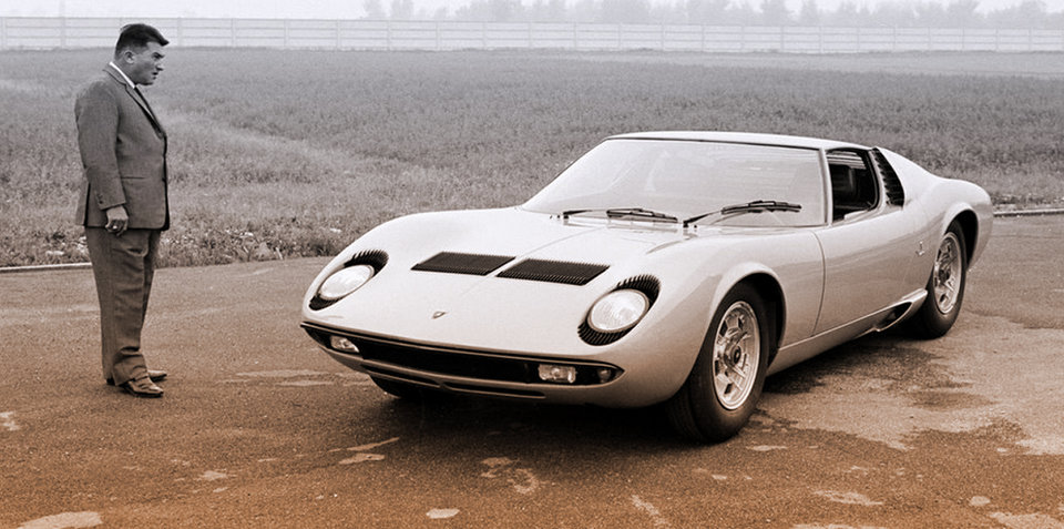 Lamborghini biopic confirmed: Supercar rivalry moving to silver screen