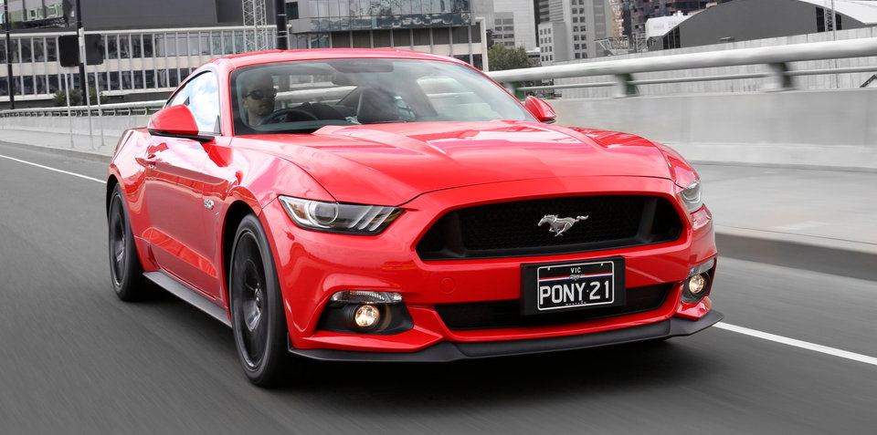 Ford Mustang:: Australian success will factor into future development