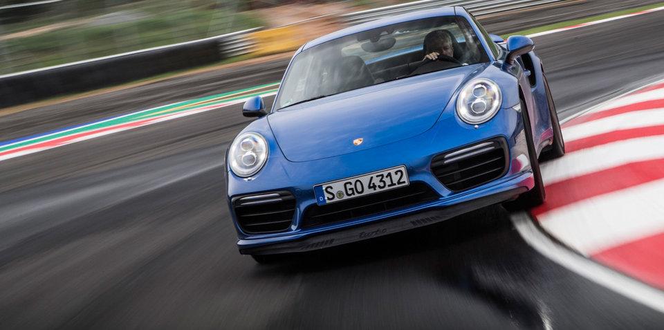 2016 Porsche 911 Turbo Review