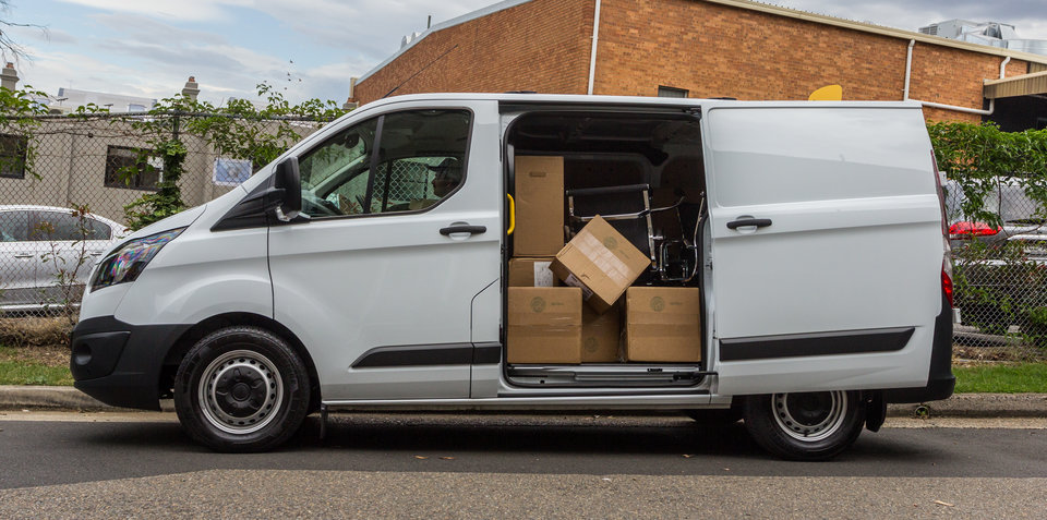 Sydney to Melbourne Road Trip: Load-lugging in the 2016 Ford Transit Custom