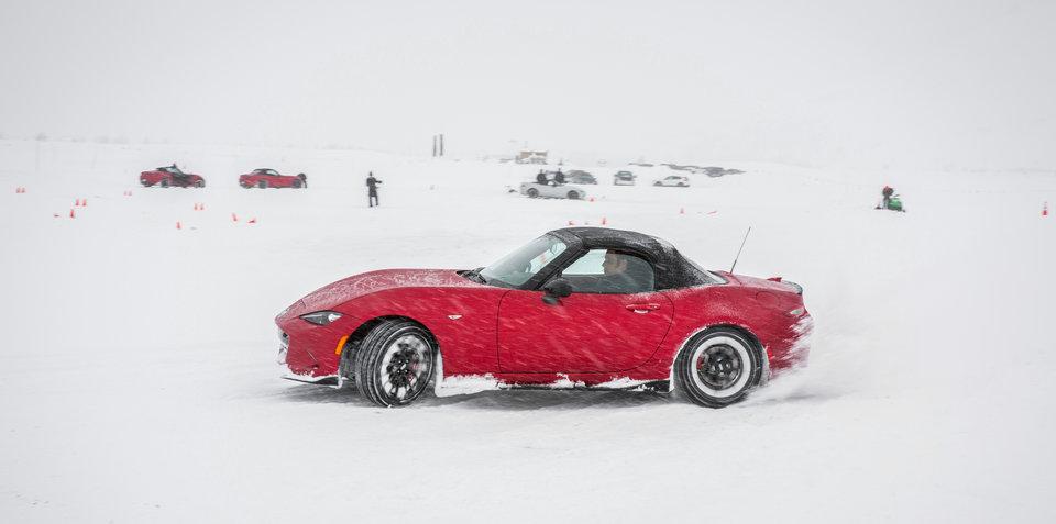 2016 Mazda Ice Academy - Crested Butte, Colorado