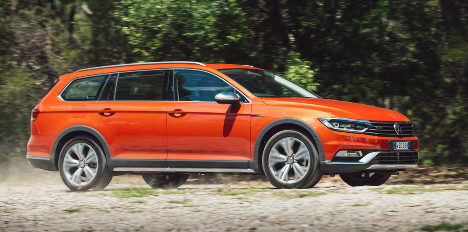 2016 Volkswagen Passat Alltrack pricing and specifications: $49,290 starting point for rugged wagon