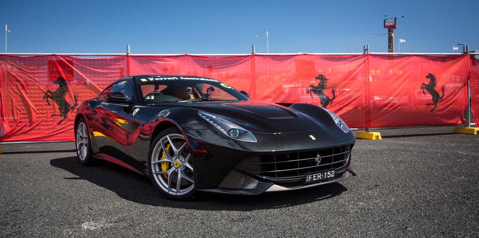 2016 Ferrari F12 Berlinetta Review: Bathurst hot laps