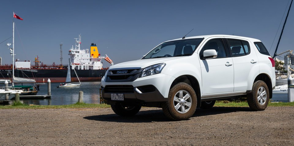 2015 Isuzu MU-X recalled for fuel tank fix: 12 vehicles affected