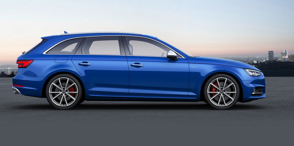 2017 audi s4 avant launches in europe australian launch due later this year. Black Bedroom Furniture Sets. Home Design Ideas