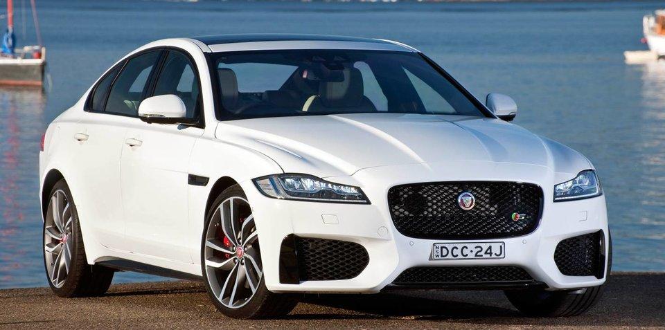 2016 Jaguar XE and XF sedans recalled for fuel-hose fix