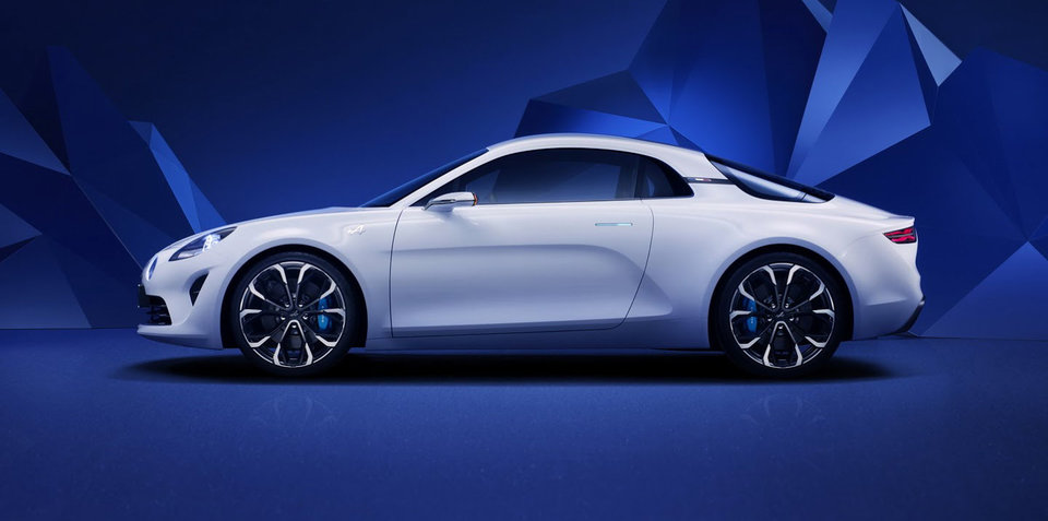 Renault to launch Alpine coupe in Australia priced around $75k