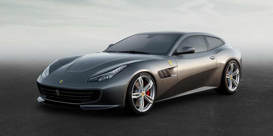Ferrari GTC4 Lusso unveiled:: FF given comprehensive makeover - UPDATED