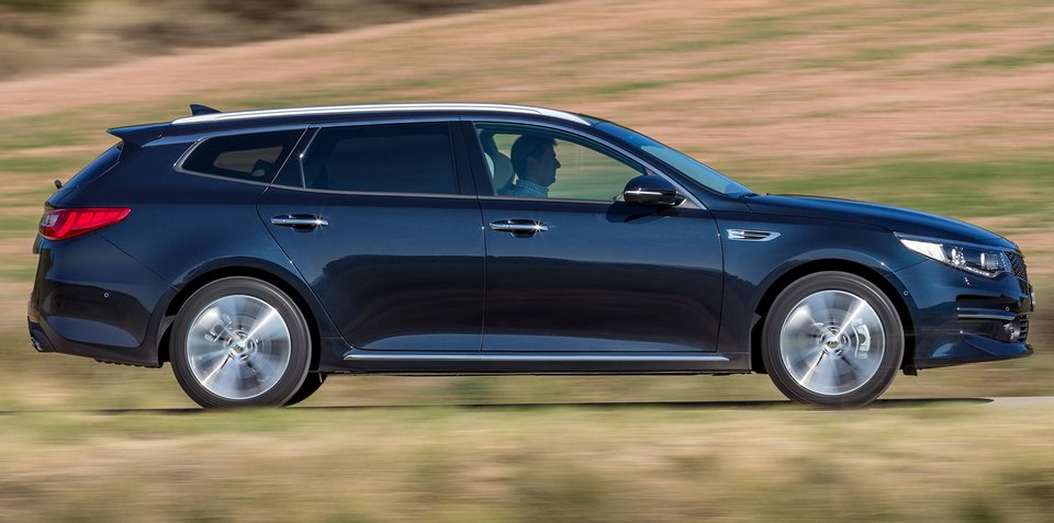 Kia Optima Sportswagon chances slipping for Australia
