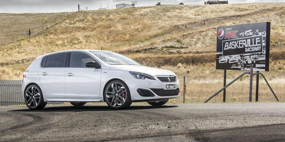 2016 Peugeot 308 GTi Review