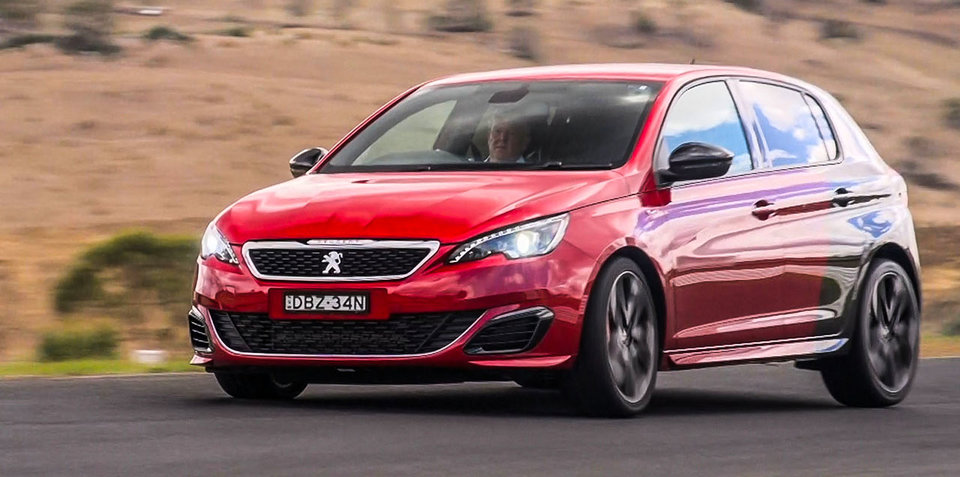 Model 2016 Peugeot 308 GTi 250 V 270  Whats The Difference