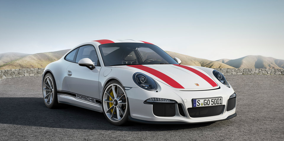 Porsche manual models still relevant, brand claims