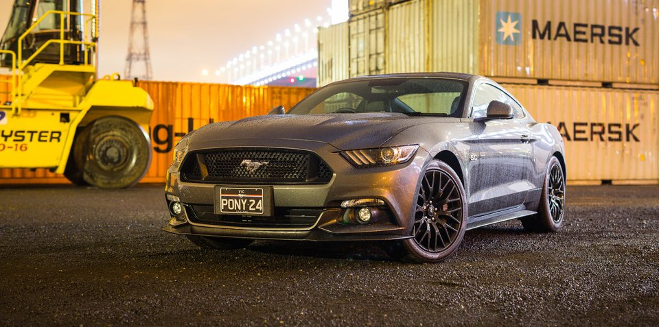 Ford Mustang: Australian supply improves with 2000 extra units, Sync 3 infotainment standard