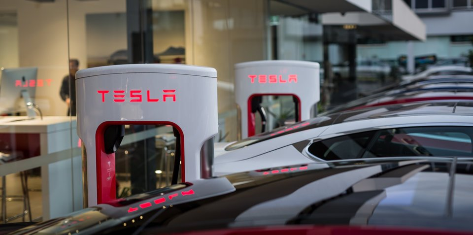 Tesla Supercharger costs detailed