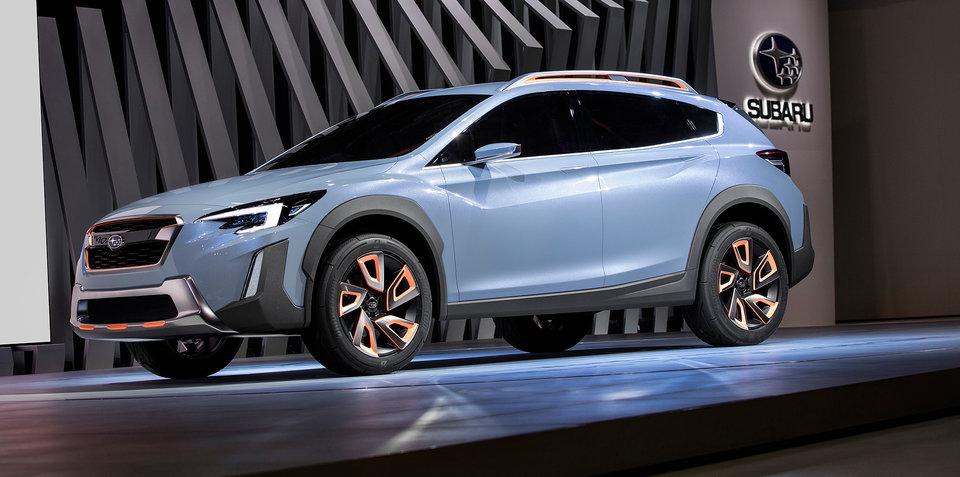Next-generation Subaru XV will help make small SUV sales great again