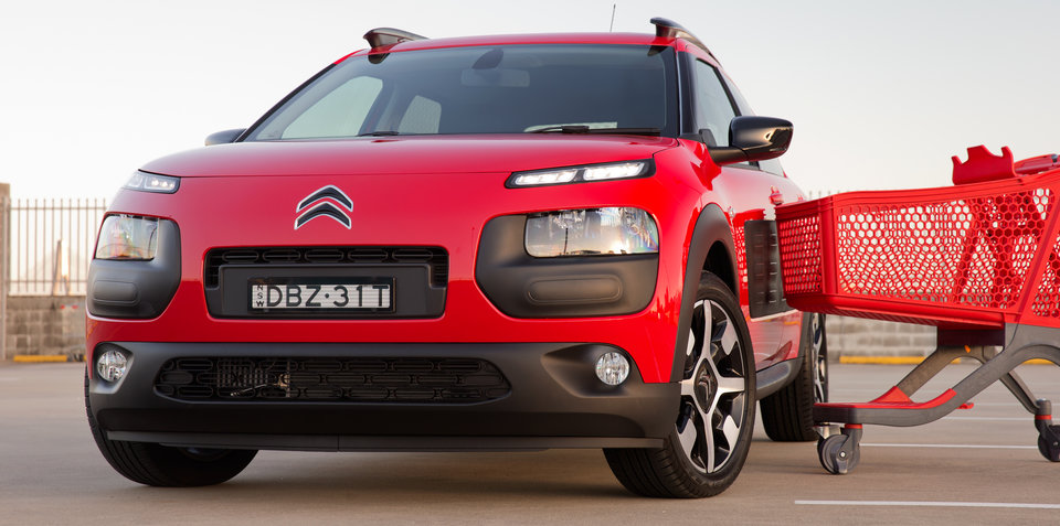 2016 Citroen C4 Cactus arrives in showrooms