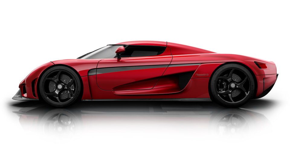 Koenigsegg Regera coming to Australia in right-hand drive for a cool $4 million