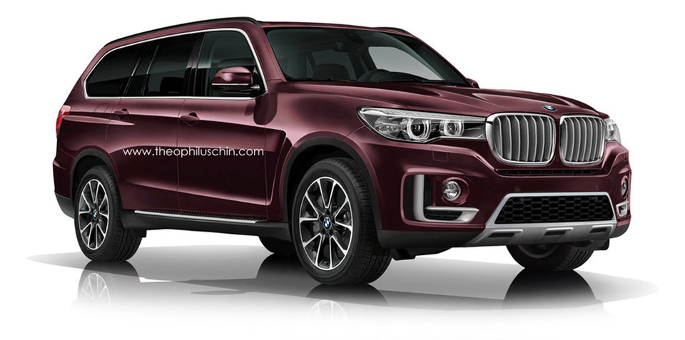 BMW X7 to get four-seater flagship model, small X2 in the works - report