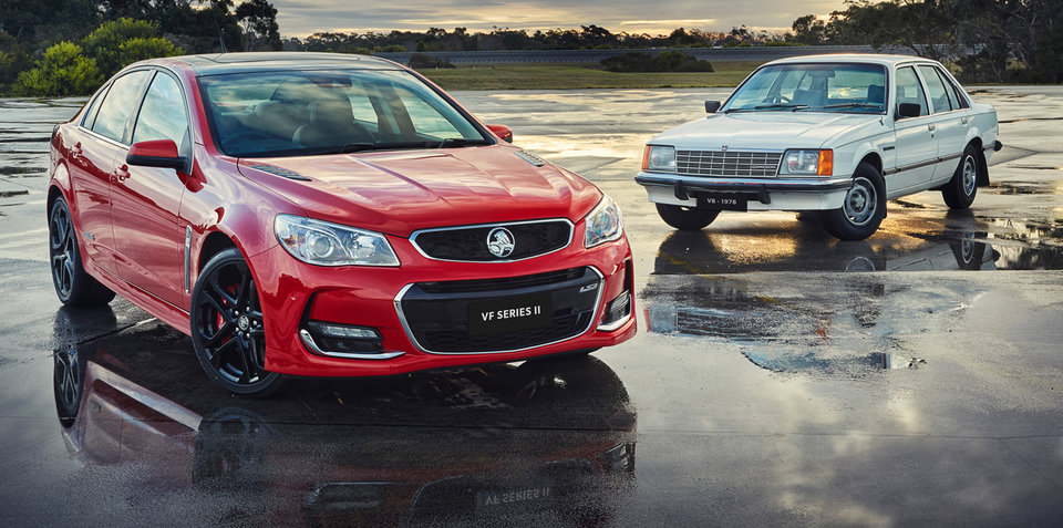 Holden Commodore design a story of craftiness and flexibility: Ferlazzo