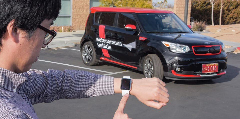 Kia Drive Wise autonomous vehicle program launched