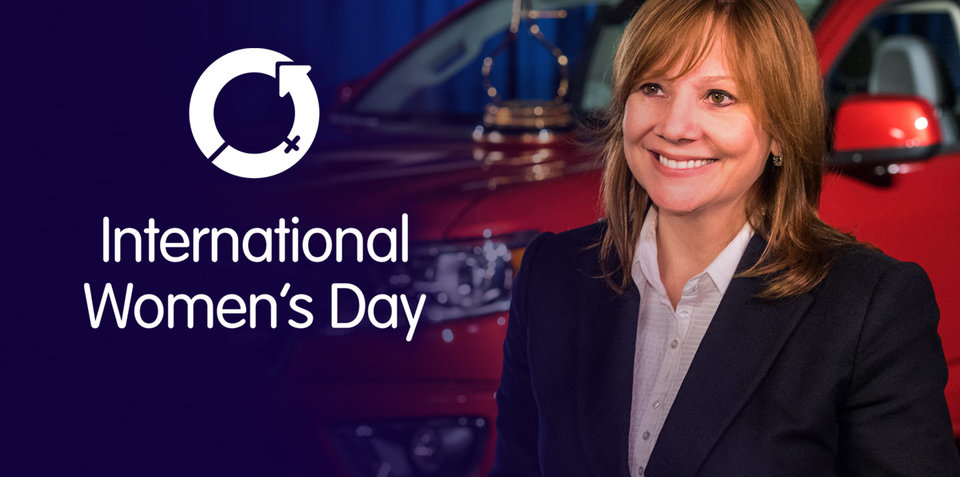 International Women's Day: we celebrate women in the automotive industry