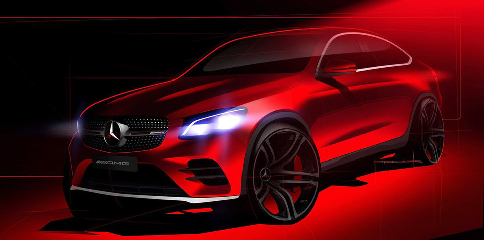 Mercedes-AMG GLC63 to make use of new E63 drivetrain, will not use C63 bits
