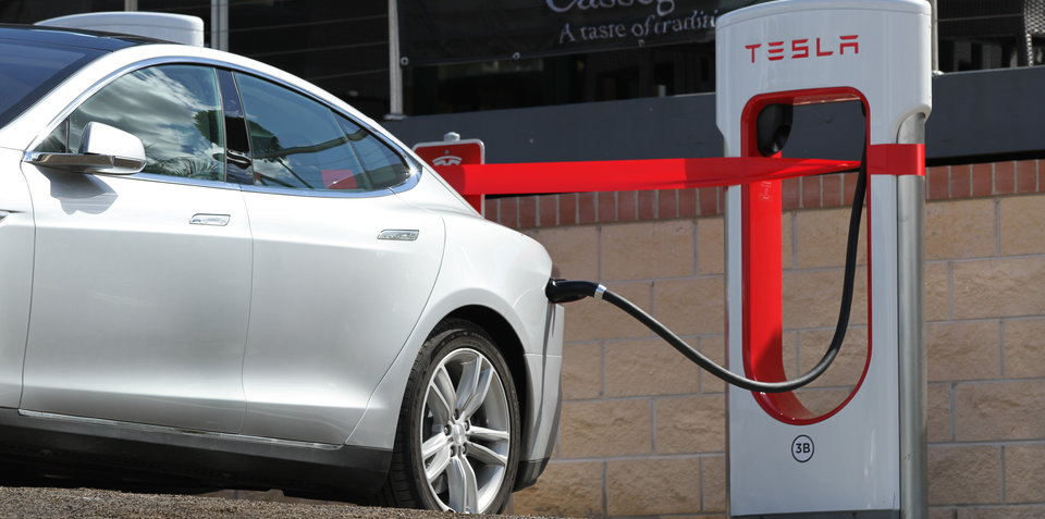 Tesla's new Supercharger stations will offer better than 350kW of power