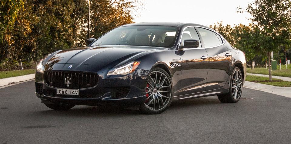 2016 Maserati Quattroporte Gts Review Caradvice