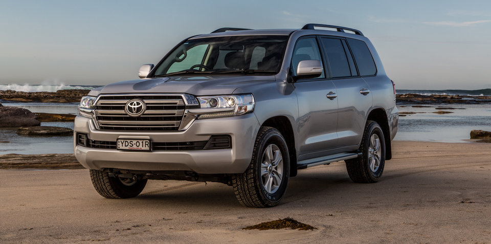 2002-2016 Toyota LandCruiser recalled for airbag fix