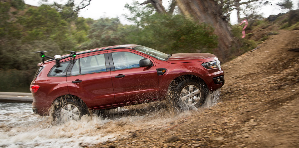 Ford Everest to get five-seat option