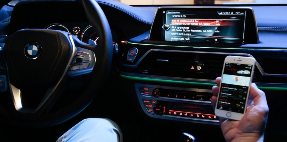 BMW Personal Mobility Companion:: new app is part navigation, part personal assistant