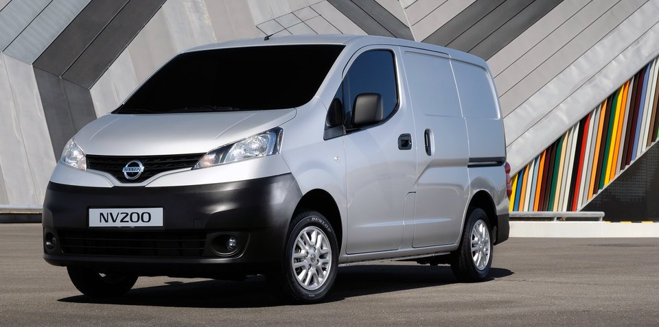 Nissan Australia still saying no to vans