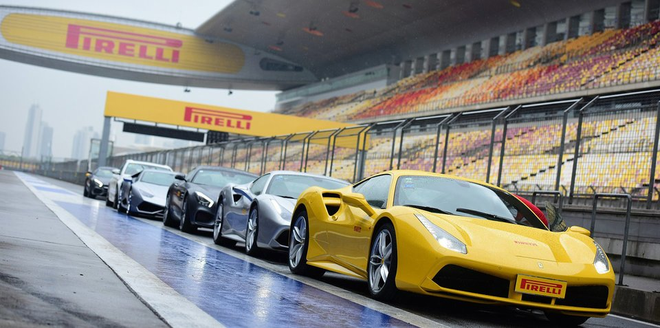 Pirelli P Zero and Dragon Sport Review: Pushing new tyres to the limit at the Shanghai F1 Circuit