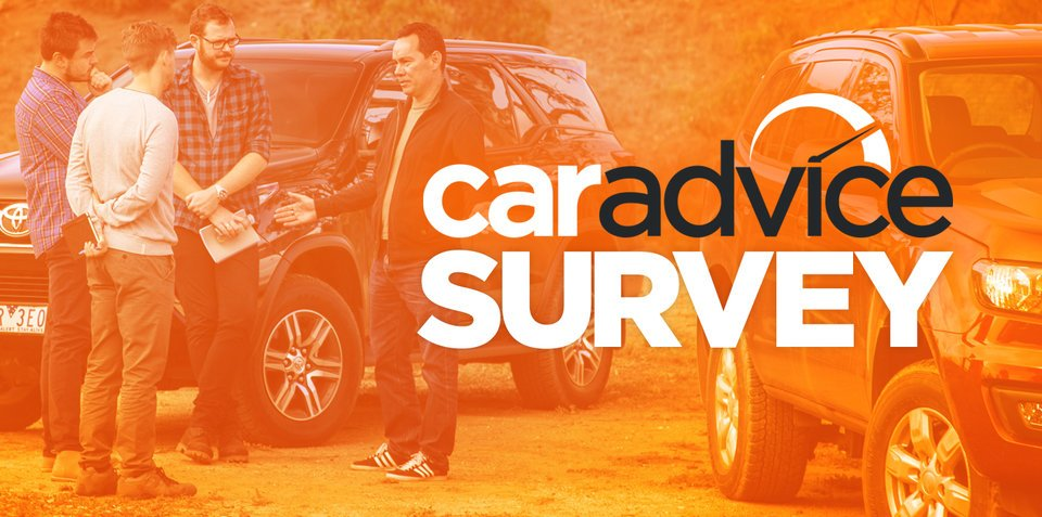 Help us to improve CarAdvice: take our survey, win fuel!
