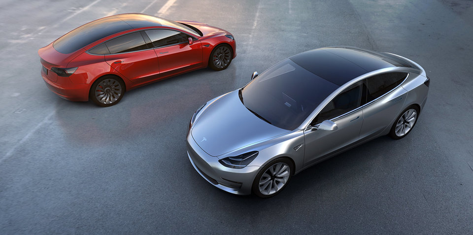 2018 tesla 35000. simple 2018 tesla model 3 unveiled australian debut due 2018 in tesla 35000