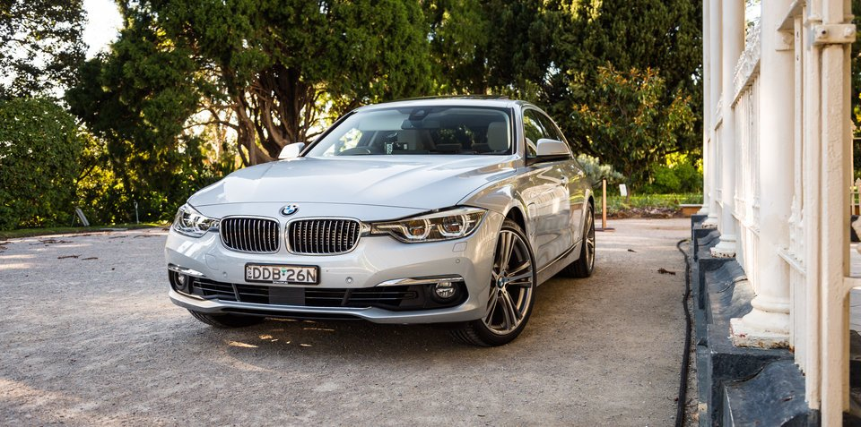 2016 BMW 330e Plug-in Hybrid Review