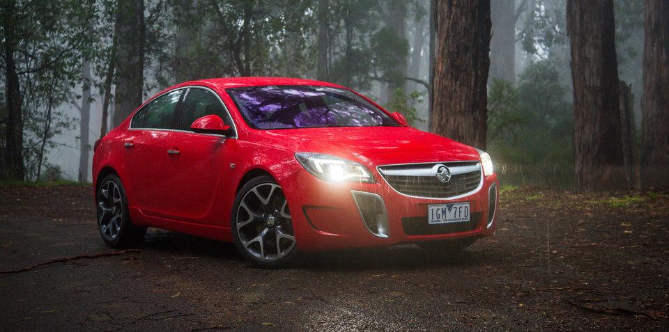 2016 Holden Insignia VXR: Long-term report one