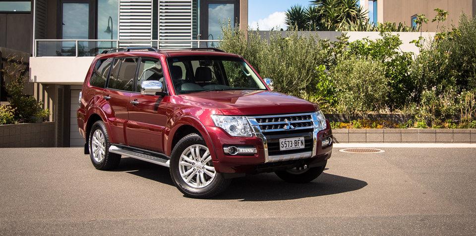 2007-16 Mitsubishi Pajero added to Takata airbag recall:: 57,000 vehicles affected
