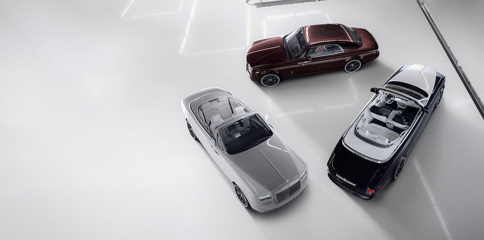 Rolls-Royce Phantom Zenith:: final edition takes assembly line with it