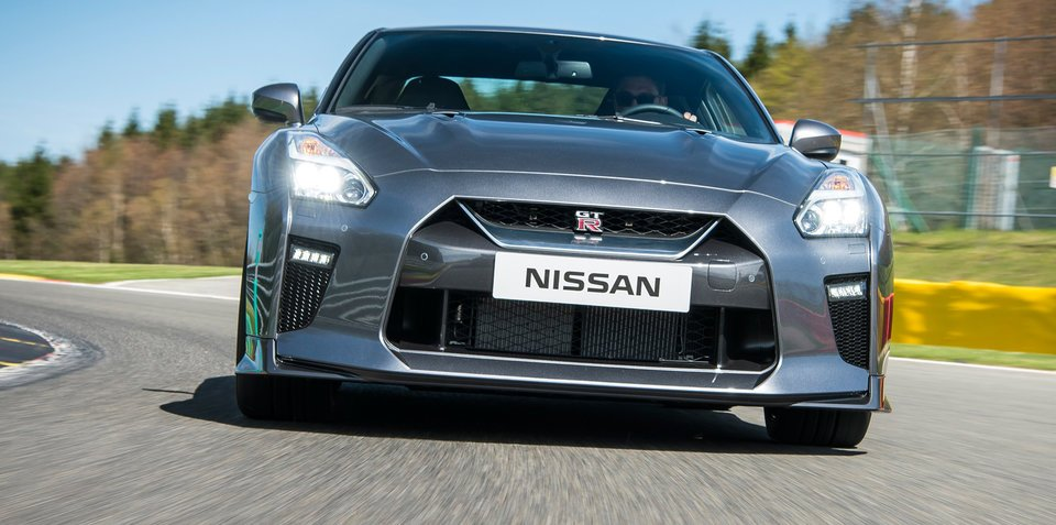 2017 Nissan GT-R launches in UK ahead of September debut for Australia