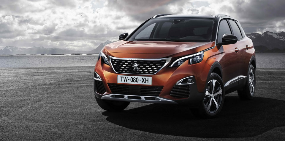 2018 peugeot cars. perfect cars 2018 peugeot 3008 5008 initial australian details revealed with peugeot cars