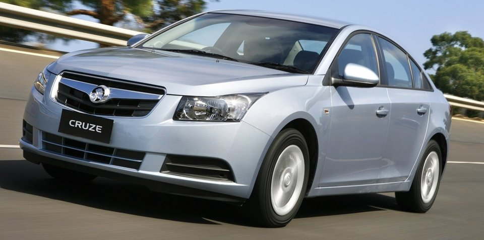 2010 Holden Cruze diesel recalled over wiring corrosion risk