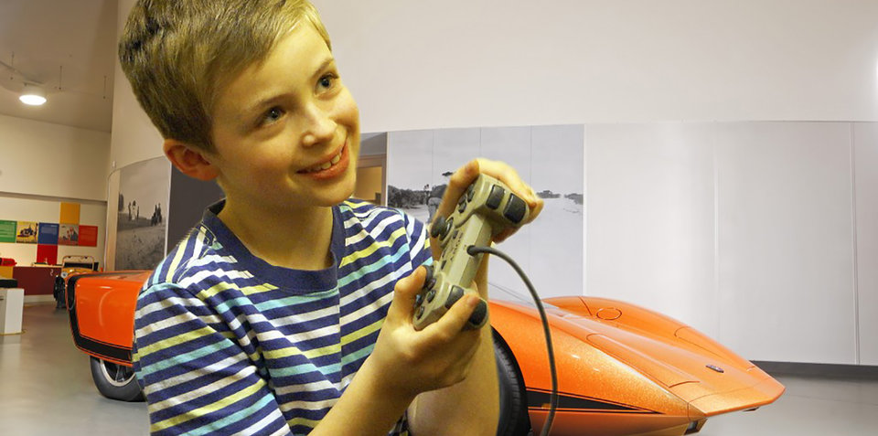 Australia's National Motor Museum launching video game exhibition