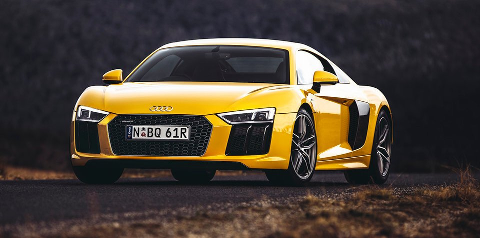 Audi R8 to borrow Panamera's turbo V6 for new entry model - report