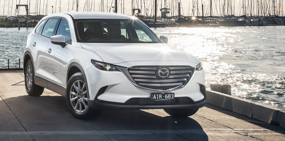 2016 mazda cx 9 pricing revealed for australia. Black Bedroom Furniture Sets. Home Design Ideas