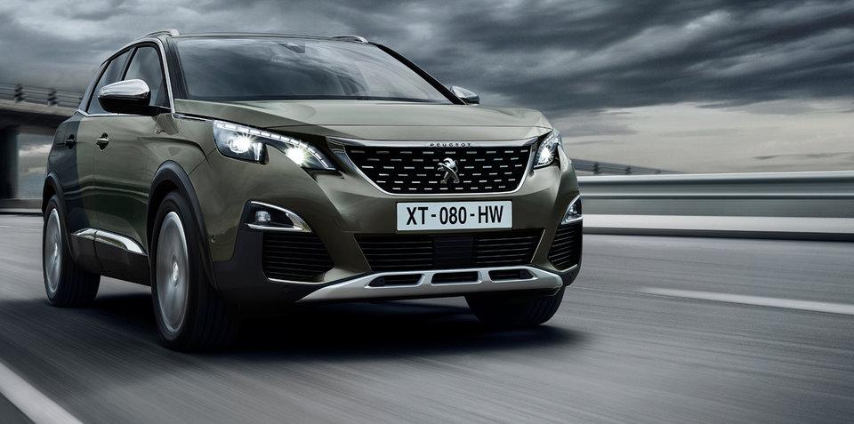 2017 Peugeot 3008 GT, GT-Line SUVs revealed